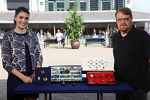 Photo for ANTIQUES ROADSHOW: Churchill Downs Racetrack - Hour 2