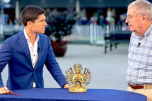 Photo for ANTIQUES ROADSHOW: Churchill Downs Racetrack - Hour 3