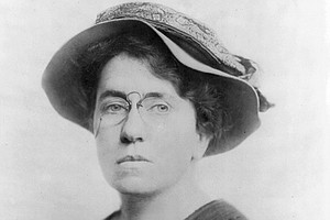 Photo for AMERICAN EXPERIENCE: Emma Goldman