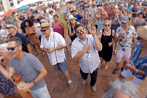CROSSING SOUTH: Baja Blues Fest And Brews