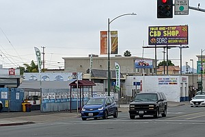 Photo for City Council OKs Ban On Pot Billboards Near Schools, Public Parks