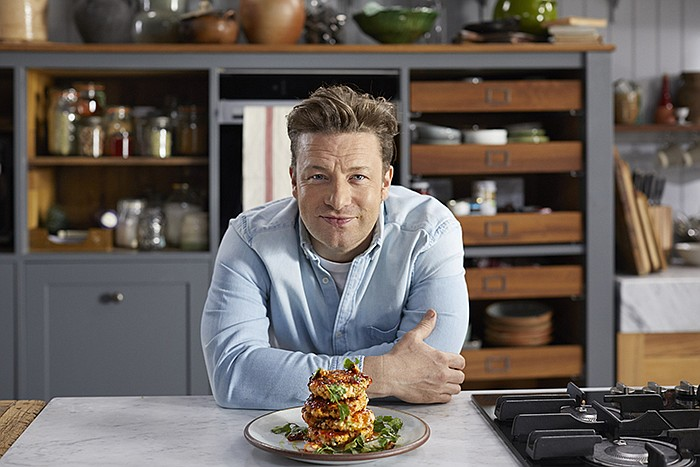 English chef, author and restaurateur Jamie Oliver's (pictured) latest projec...