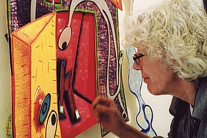 Photo for AMERICAN MASTERS: Everybody Knows...Elizabeth Murray