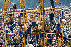 Photo for AMERICAN EXPERIENCE: Woodstock: Three Days That Defined A Generation