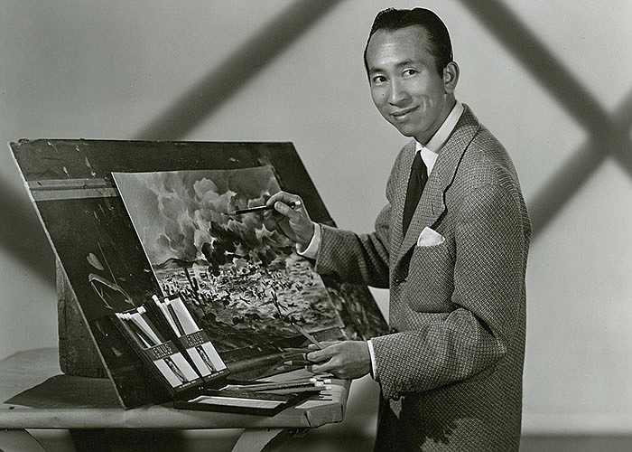 Portrait of Tyrus Wong. Filmmaker Pamela Tom spotlights this seminal, but her...