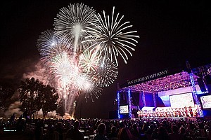 Photo for San Diego Symphony Presents 1812 Tchaikovsky Spectacular