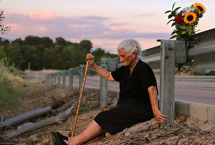 Pictured: Maria. Learn about the epic struggle of victims of Spain's 40-year ...
