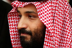 Photo for FRONTLINE: The Crown Prince Of Saudi Arabia