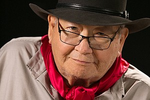 Photo for AMERICAN MASTERS: N. Scott Momaday: Words From A Bear