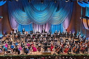 Photo for LIVE FROM LINCOLN CENTER: New York Philharmonic New Year's Eve 2019: Sondheim...