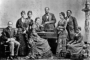 Photo for AMERICAN EXPERIENCE: Jubilee Singers: Sacrifice And Glory