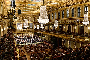 GREAT PERFORMANCES: From Vienna: The New Year's Celebrati...