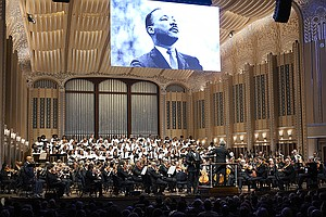 Photo for Martin Luther King, Jr. Celebration Concert With The Cleveland Orchestra