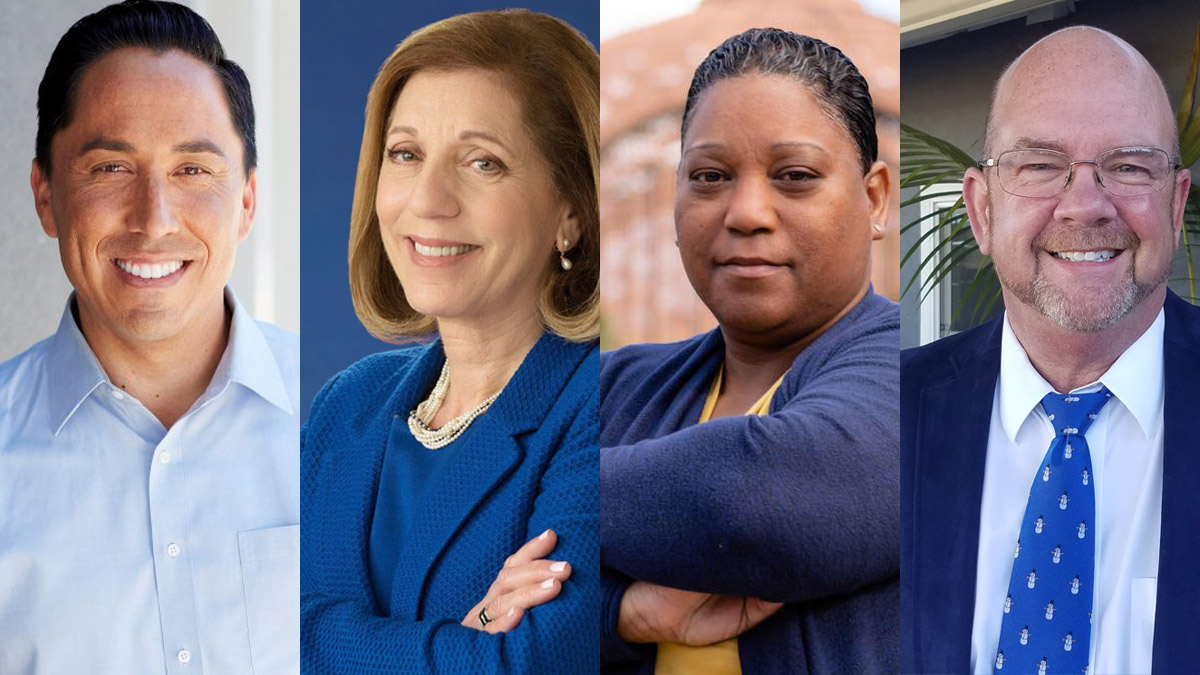 Two Establishment Democrats, A Republican And An Outsider Vying For San Diego Mayor
