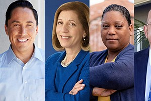 Photo for Two Establishment Democrats, A Republican And An Outsider Vying For San Diego...
