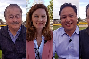 San Diego's District 7 Race Features Four Political Newco...