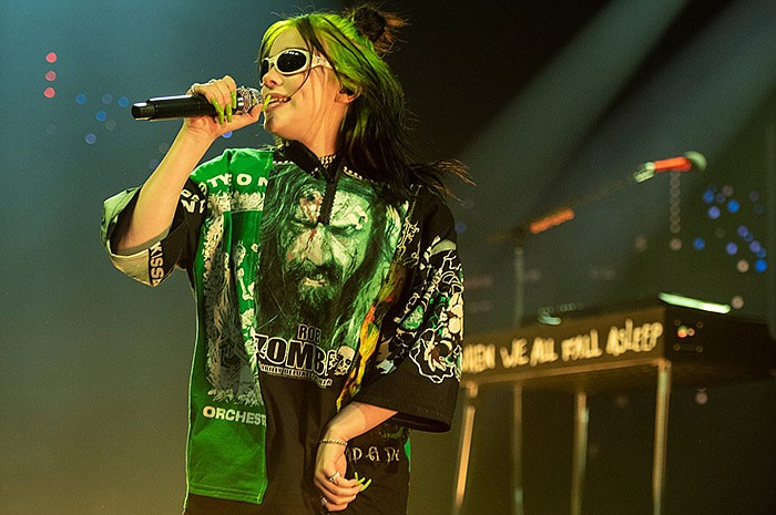 Austin City Limits Billie Eilish Kpbs