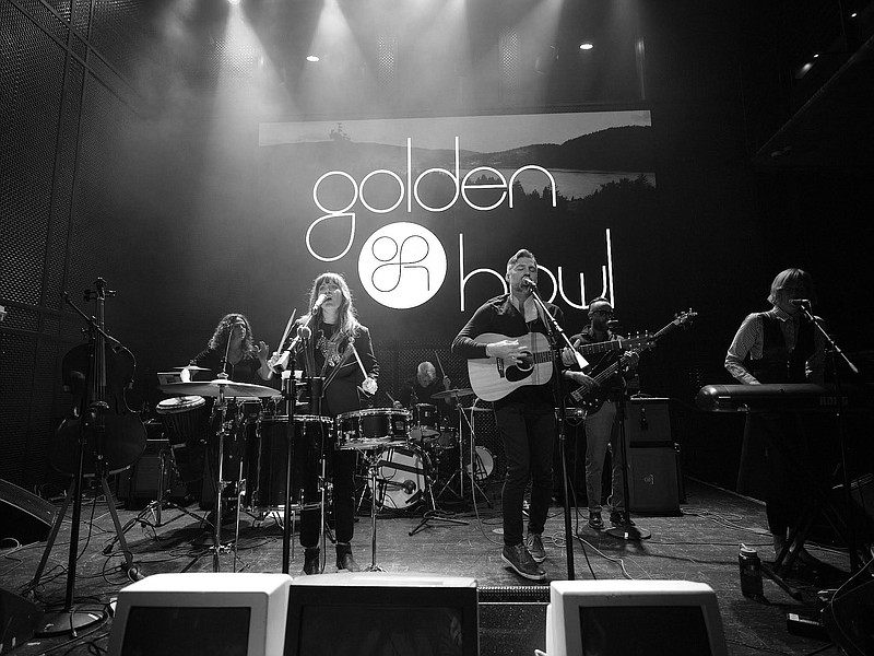 San Diego band Golden Howl penned original music for the west coast premiere ...