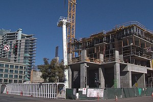 Photo for Controversy Over Who Gets Access To Amenities Surrounds Downtown High-Rise Pr...