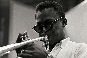 Photo for AMERICAN MASTERS: Miles Davis: Birth Of The Cool