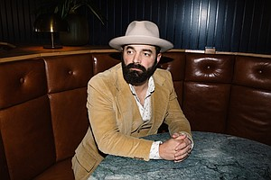 Photo for LIVE AT THE BELLY UP: Drew Holcomb And The Neighbors