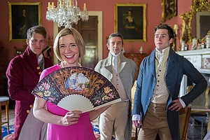 Photo for A VERY BRITISH ROMANCE WITH LUCY WORSLEY