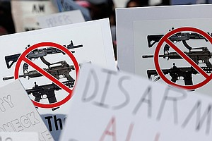 Photo for FRONTLINE: NRA Under Fire