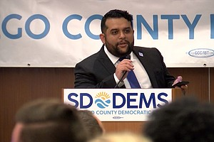 San Diego County Democratic Leader Shares His Story After Surviving COVID-19