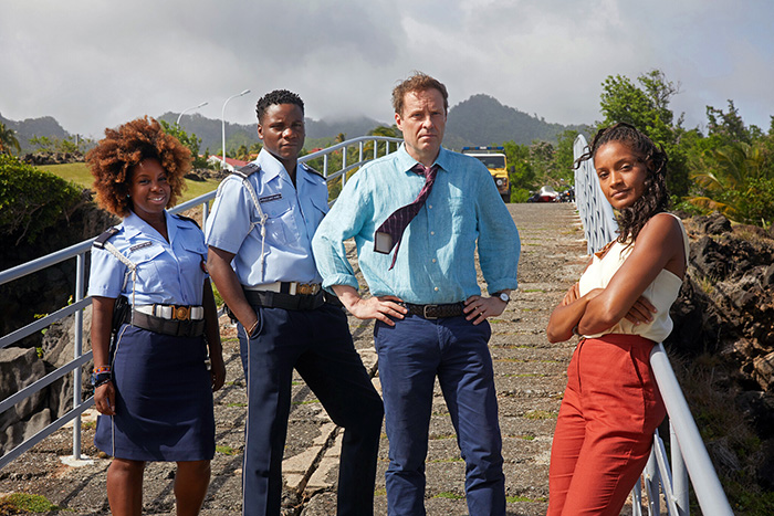 Death In Paradise Titelmusik