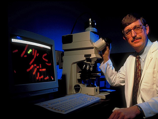 Francis Collins was the head of the Human Genome Project, a publicly-funded, ...