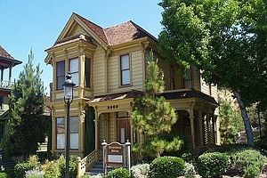 Photo for SAN DIEGO'S HISTORIC PLACES: Heritage Park Victorians