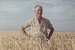 Photo for AMERICAN EXPERIENCE: The Man Who Tried To Feed The World