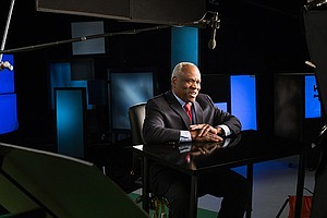 Photo for Created Equal: Clarence Thomas In His Own Words