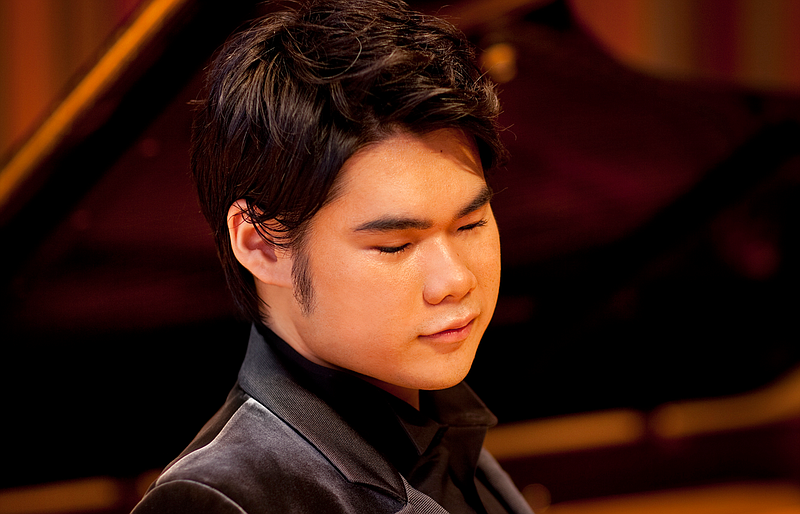 """""""Touching The Sound"""" traces the artistic development of young pianist Nobuyuk..."""