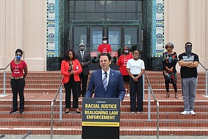 Photo for County To Vote On Police Reforms, Racial Justice Office