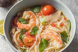 Photo for AMERICA'S TEST KITCHEN FROM COOK'S ILLUSTRATED: Tasty Thai