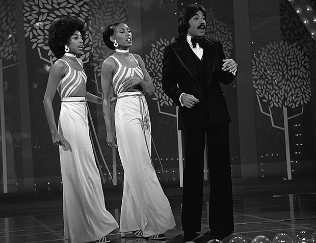 Entertainer Tony Orlando reunites with his singing group Dawn to bring