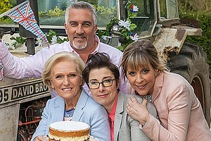 Photo for THE GREAT BRITISH BAKING SHOW: Season 1: The Final