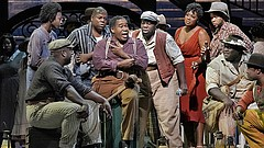 GREAT PERFORMANCES AT THE MET: The Gershwins' Porgy And Bess