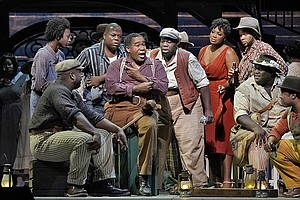 Photo for GREAT PERFORMANCES AT THE MET: The Gershwins' Porgy And Bess