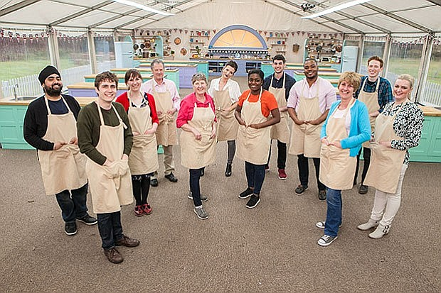 THE GREAT BRITISH BAKING SHOW'S Season 4 contestants.