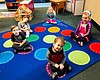 Children play at Magic Hours Preschool in Mira ...