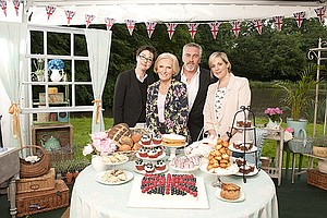 Photo for THE GREAT BRITISH BAKING SHOW: Season 5: The Final
