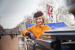 Photo for Lucy Worsley's Royal Photo Album