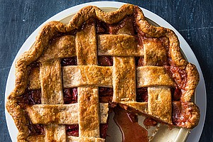 Photo for AMERICA'S TEST KITCHEN FROM COOK'S ILLUSTRATED: Plum And Pear Desserts