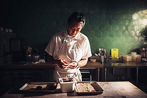 Photo for THE MIGRANT KITCHEN: Mister Jiu's Chinatown