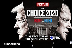 Photo for FRONTLINE: The Choice 2020: Trump vs. Biden