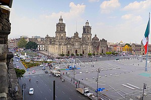 Photo for CROSSING SOUTH: Chapultepec, Zócalo And Coyoacán