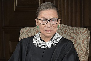 Photo for Justice Ruth Bader Ginsburg In Conversation