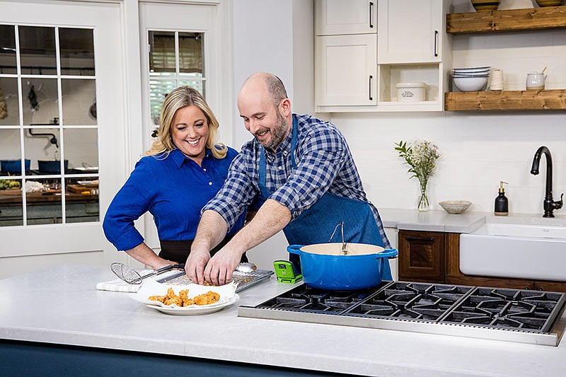 Test cook Bryan Roof and Julia Collin Davison team up to make a New Orleans c...